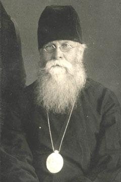 Священномученик Иосиф (Петровых), митрополит Петроградский
