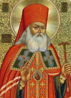 «Святой» Лука (Войно-Ясенецкий), «архиепископ» Крымский